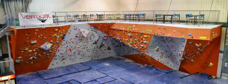 Centre d'escalade Vertical – Cégep André-Laurendeau